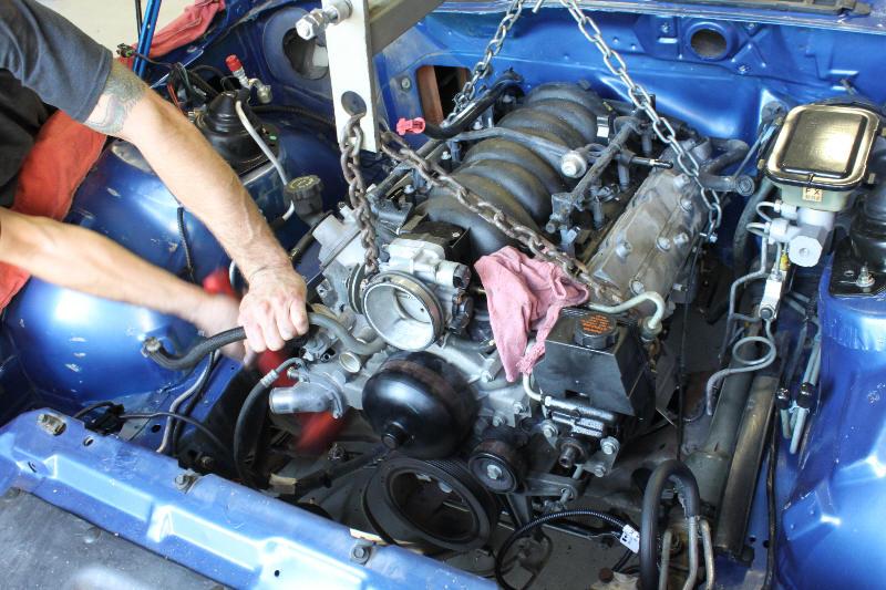 Hawks motor sports hawks third gen parts for Scott motors knoxville tn